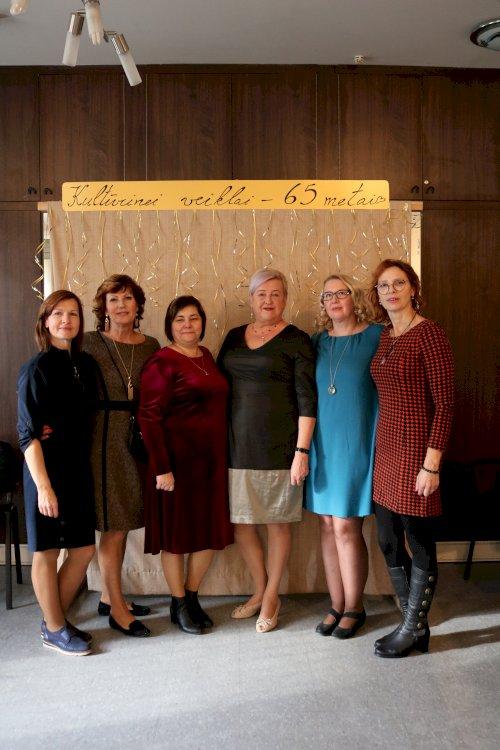LKD Kauno teritorinės valdybos kultūrinei veiklai - 65 metai