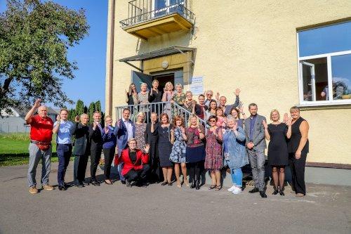 Kauno kurčiųjų reabilitacijos centro (KKRC) įkurtuvės 2020