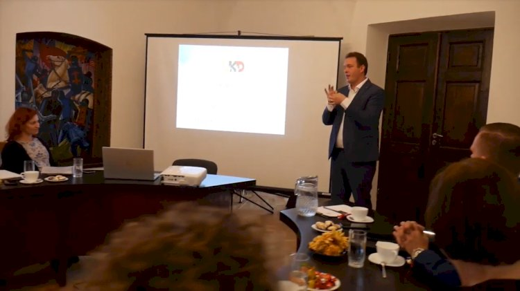 LKD vadovų mokymai Vilniuje