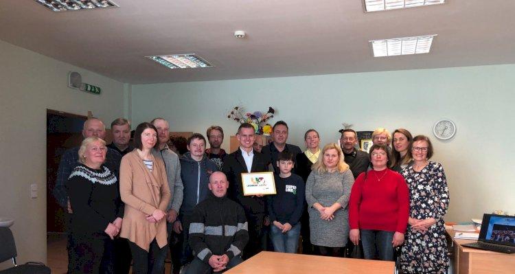 Sekmadienio popietė Utenos rajono kurčiųjų ir neprigirdinčiųjų draugijoje, kuri yra asocijuota Lietuvos kurčiųjų draugijos narė!