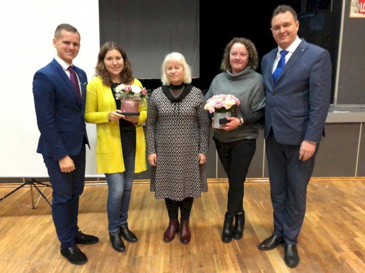 Išrinkta naujoji Lietuvos kurčiųjų draugijos Panevėžio teritorinės valdybos pirmininkė - Otilija Kolodenskytė-Di Fazio - sveikinimai!