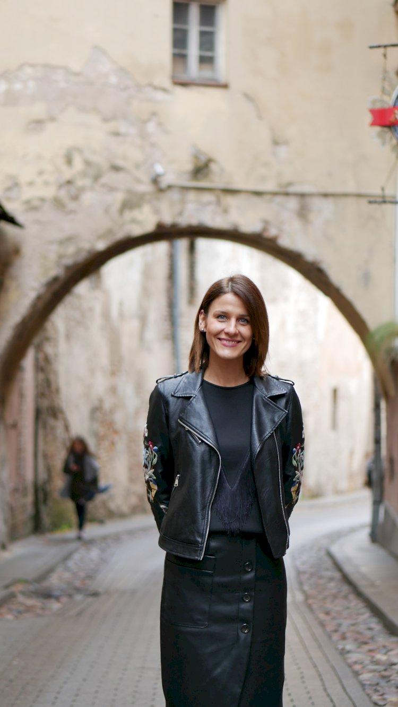 Interviu su nauja VšĮ Surdologijos centro direktore Ieva Stelmokiene