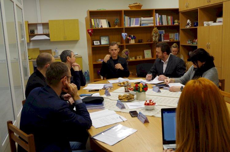 Vasario 12 d. įvyko pirmasis LKD Valdybos posėdis šiais metais