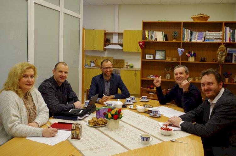 LGK 25-mečio darbo grupės susitikimas