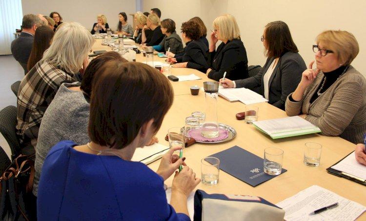 Profesinės reabilitacijos paslaugas teikiančių specialistų mokymuose pagrindinis dėmesys skirtas paslaugų kokybės užtikrinimui