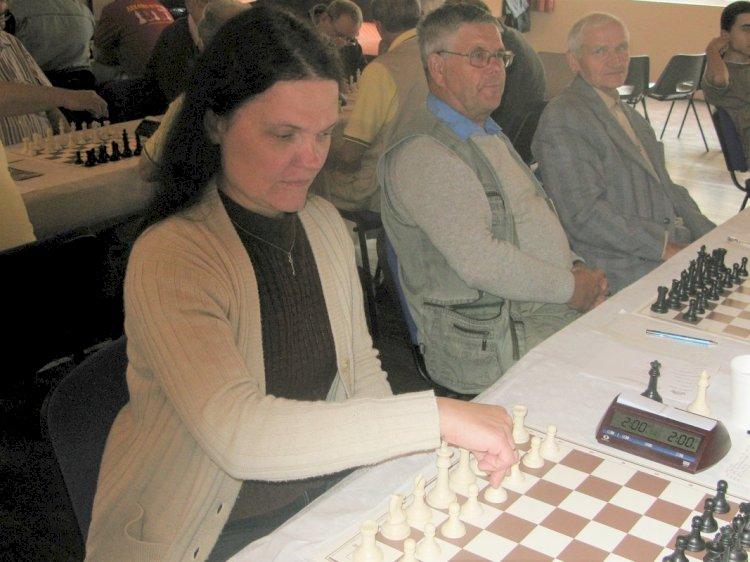Eglė Marcinkevičienė – gestų kalbos mokytoja, įsimylėjusi šachmatus